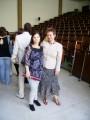 Danica_Markovic,_Studentska_sluzba_sa_diplomiranom_studentkinjom.JPG